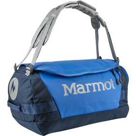 Marmot Long Hauler Duffel Bag Small, peak blue/vintage navy